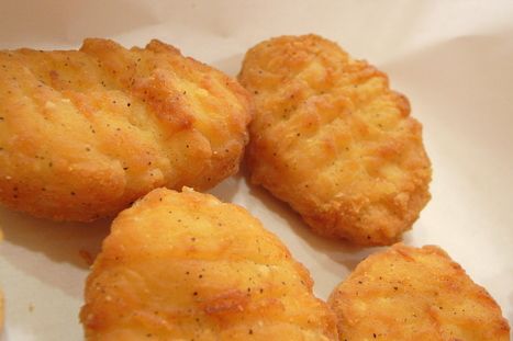 Like Chicken Nuggets? Don't Read This - Money Talks News (blog) | pizza | Scoop.it