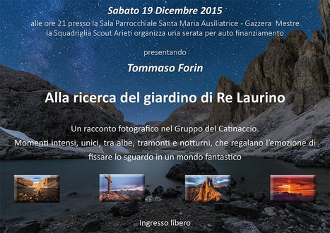 #Regala le #Dolomiti a #Natale   Dolomiti di ieri e di oggi   Scoop.it