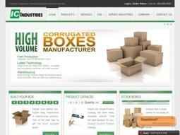 Corrugated Box Manufacturer in Florida | Corrugated boxes for all packaging needs in florida | Scoop.it