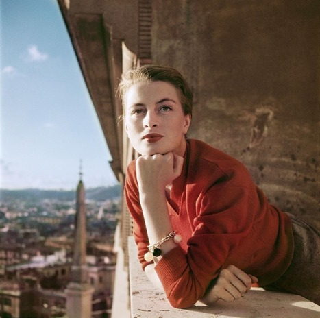 The Extraodinary Colors of Robert Capa | Photography News Journal | Scoop.it