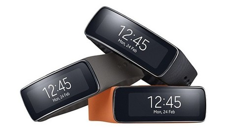 Samsung's Gear Fit Is a Tiny Smartwatch and a Hot Fitness Tracker in One | Tendencias tecnológicas | Scoop.it