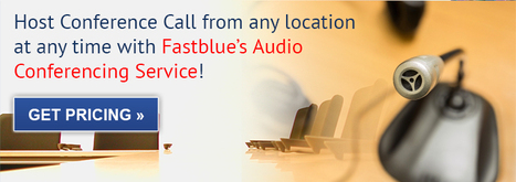 Enhance Your Business by Implementing Fastblue Reservationless Audio Conferencing Service | Ethernet, MPLS, IP Flex, VoIP, Long Distance Services & more | Scoop.it