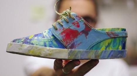 Ces anglais créent des chaussures à partir de détritus trouvés sur les plages   Eco-efficiency and new business models   Scoop.it