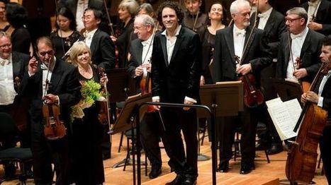 invité : Alexandre Bloch, directeur musical de l'Orchestre National de Lille | orchestre national de lille - Jean-Claude Casadesus | Scoop.it