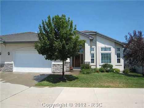 14359 Eagle Villa GR, Colorado Springs Property Listing: MLS# 795139 | Colorado Springs Real Estate | Scoop.it