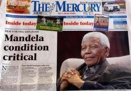 Media violated medical ethics over Mandela: South African presidency - Politics Balla | Politics Daily News | Scoop.it