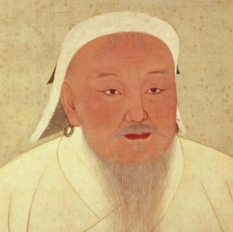 Genghis Khan | AP HUMAN GEOGRAPHY DIGITAL  STUDY: MIKE BUSARELLO | Scoop.it