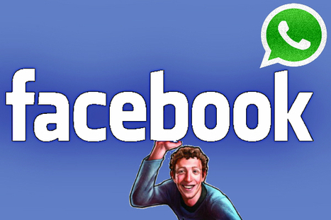 Facebook Buys WhatsApp – Is US$19 billion Really Worth It? | MarketingHits | Scoop.it