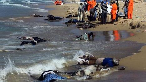 Sigue el asesinato de inmigrantes en el mar. | Ni banderas, ni fronteras | Scoop.it