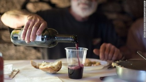 "Vinhos portugueses na CNN: ""The most exciting wine you're not drinking"" 
