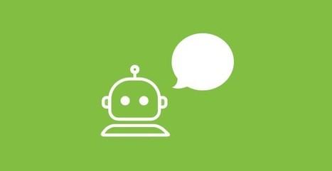 Dix questions simples pour enfin tout comprendre aux bots | RelationClients | Scoop.it