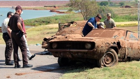 Oklahoma deputies pull bodies from lake; may date to '60s, 1970 disappearances | World History | Scoop.it