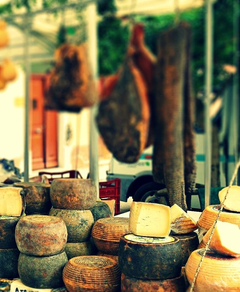 Typical Le Marche Cheeses | Le Marche and Food | Scoop.it