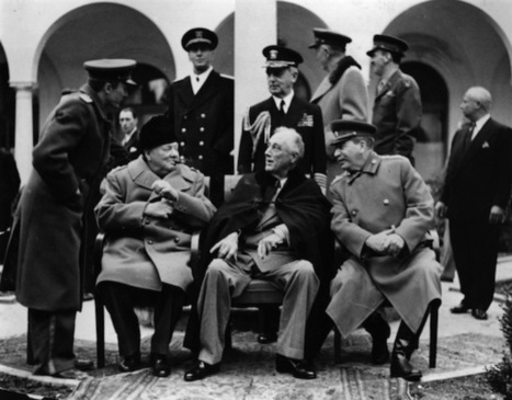 What was the Yalta Conference? | History of Russia | Yalta Conference | Scoop.it