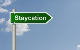 """Plan a """"Stay-cation"""" - Tracie Miles 