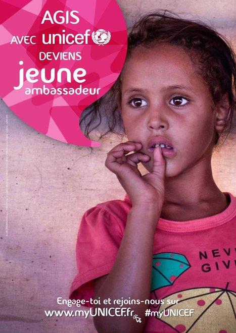 Une nouvelle plateforme en ligne ludo-éducative pour l'UNICEF ! | Educnum | Scoop.it