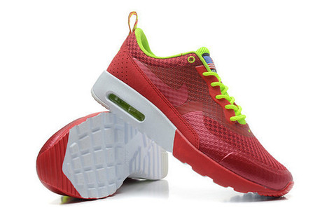 Nike Air Max Thea Mens QS Red Volt 627249-600 Cheap for Sale | Fashion world! | Scoop.it