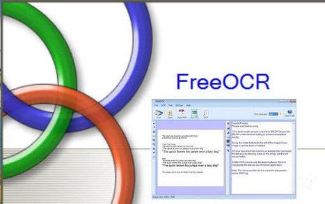 FreeOCR, para escanear documentos | Batiburrillo.net | Scoop.it