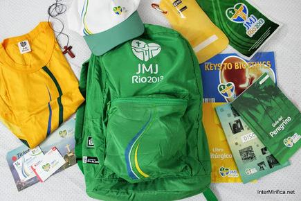 Le kit du pèlerin aux JMJ de Rio   Les jeunes du diocèse de Bordeaux aux JMJ de Rio   Scoop.it