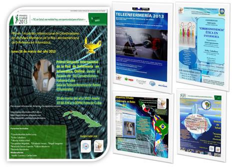 Resumen de los Encuentros Virtuales de Enfermería en LAC | Encuentros Virtuales de Enfermería en LAC | Scoop.it