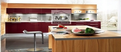 Tủ bếp Acrylic.Tủ bếp đẹp .Tủ bếp Modern | Tổng hợp | Scoop.it
