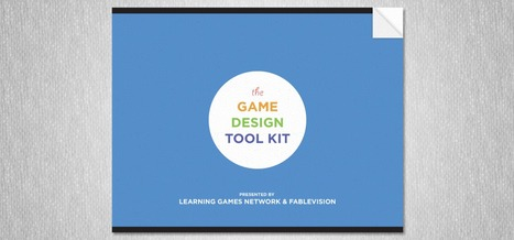 LGN and FableVision Release Innovative Game Design Tool Kit and PD for Teachers | Teaching & learning in the creative industries | Scoop.it