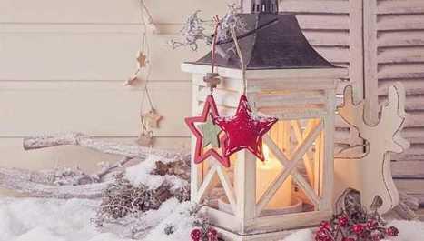 Inšpirujte sa: Vianočná atmosféra v hrejivom severskom štýle | domov.kormidlo.sk | Scoop.it