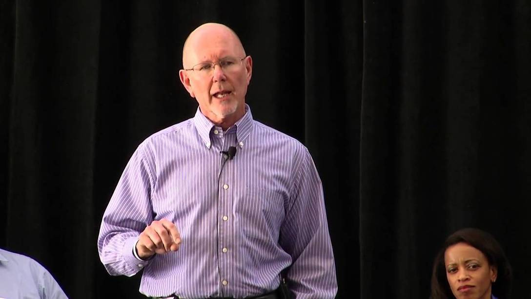 ▶ Robert McClure: How to Sustain Compassion in ...