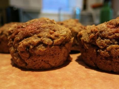 Carrot Beet Juicer Pulp Muffins | guinea pigging green. | Self-healing power with juicing | Scoop.it