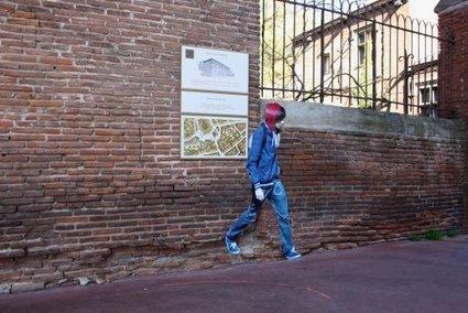 Intervention artistique sur les murs de Toulouse #GoogleStreetView #StreetArt | Street-art Design Grafititi et Gros minet | Scoop.it