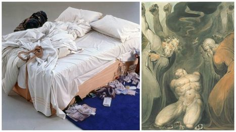Tracey Emin Gets into Bed with William Blake at Tate Liverpool | Artinfo | Art Contemporain | Scoop.it