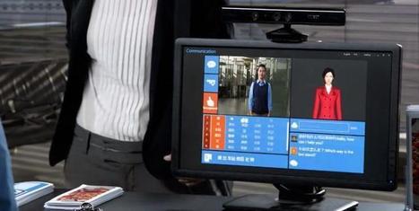 Avec Kinect, un dispositif pour traduire en direct la langue des signes | Libertés Numériques | Scoop.it