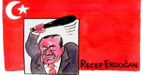 22 Karikatür ile Dış Dünyanın Recep Tayyip Erdoğan'a Bakışı | Graphic and Designer | Scoop.it