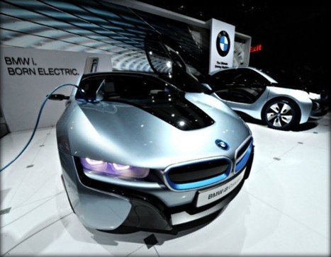 BMW Wants To Use Old Electric Car Batteries To Store Solar Energy - All News Is Global | Renewable Energy Cyprus | Scoop.it