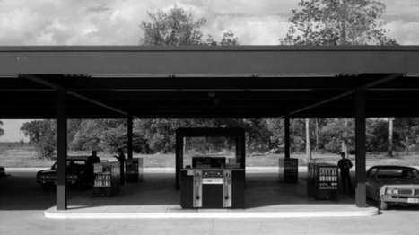 Montreal Architects Rescue Mies Van Der Rohe Gas Station from Obscurity | Mid-Century Modern Architects and Architecture | Scoop.it