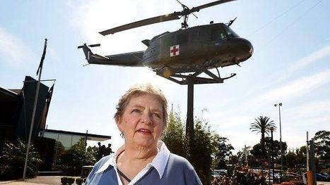 Vietnam nurses miss out on veterans' aid   Australians in Vietnam   Scoop.it
