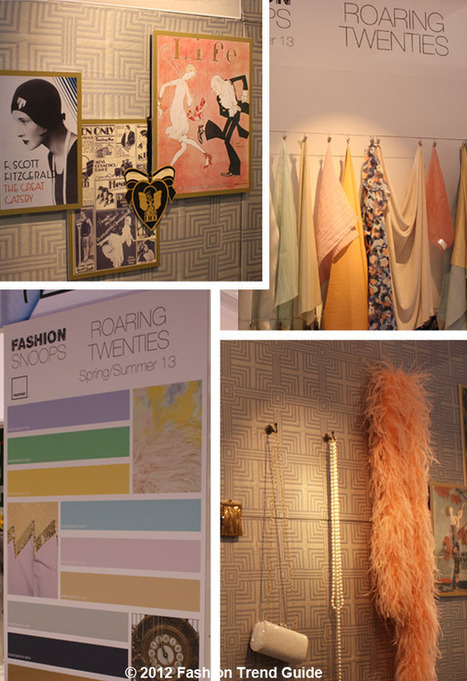 Fashion Trend Guide: Three Key Fashion Trends for Spring/Summer 2013 | So many faces for the fashion industry | Scoop.it