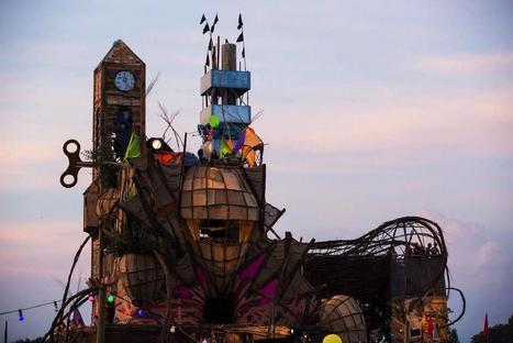 Solar Weekend, le festival créatif des Pays-Bas | Kultur | Scoop.it