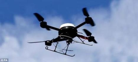 #Privacy and #Security Issues for the Usage of Civil #Drones | #Security #InfoSec #CyberSecurity #Sécurité #CyberSécurité #CyberDefence & #DevOps #DevSecOps | Scoop.it