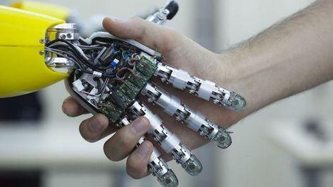 Chez Amazon, les robots remplacent les humains pour Noël   Robolution Capital   Scoop.it