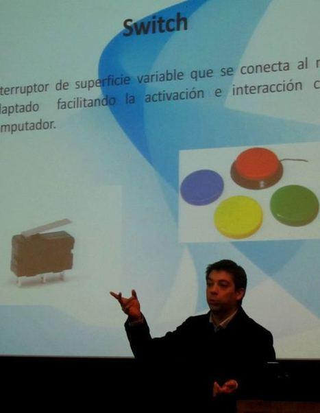 Tecnologías inclusivas para pacientes y alumnos con discapacidad ... | Salud para tod@s | Scoop.it