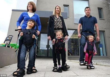 Child Mobility Harnesses | Independent Living | Scoop.it