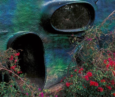 La folie organique de Javier Senosiain Aguilar | architecture verte | Scoop.it