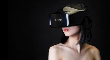 This Virtual Reality Headset Lets you Control other Devices with just your Eyes   Future  Technology   Scoop.it
