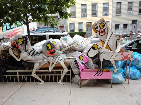 Art is Trash - Francisco de Pájaro - El Arte es Basura | RL | Scoop.it