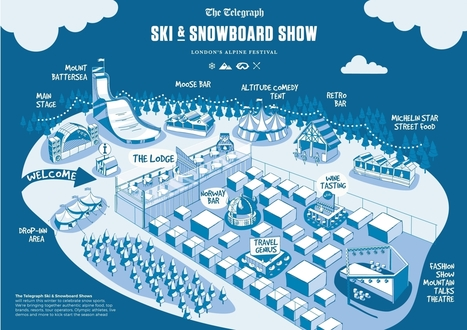 Interview with the London Ski Show on their move to Battersea | Skipedia | Skipedia Snowsports Marketing | Scoop.it