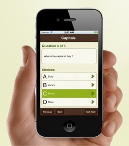 MyCQs: Social Revision App with Multiple Choice Questions | Top iPad Apps & Tools | Scoop.it