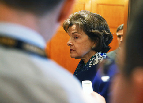 Feinstein Says CIA May Have Violated Constitution By Spying on Congress | Gov & Law -- Nick Sigrist | Scoop.it