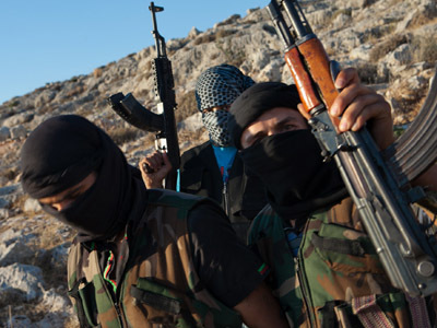 Arms for Syrian rebels go mostly to jihadists – report — RT | The Indigenous Uprising of the British Isles | Scoop.it