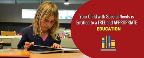 Your Child with Special Needs Is Entitled to a Free and Appropriate Education - Autism Parenting Magazine | Autism Parenting | Scoop.it